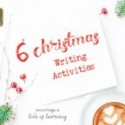 6 Christmas Writing Activities