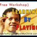 Learning By Playing Workshop