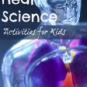 Heart Science Activities for Kids {Weekend Links}