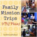 Family Mission Trips {Spring Break part 1}