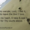 Come Thou Fount