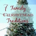 7 Family Christmas Traditions