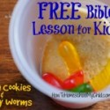 FREE Bible Lessons for Kids – We Choose Virtues in Spanish & English