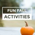 Fun Fall Activities {Weekend Links}