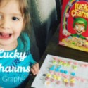 St Patricks Day Activities: Lucky Charms Graph