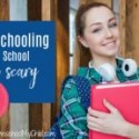 Homeschooling High School is NOT that Scary