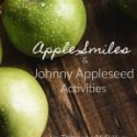 Johnny Appleseed Activities – Apple Smiles {Monday Meals}