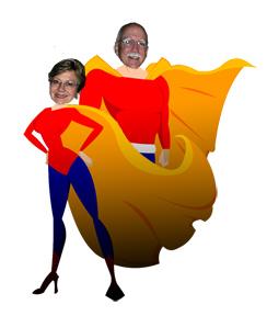 Bob & Tina Farewell
