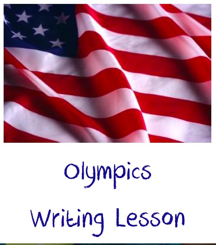 Olympics Writing