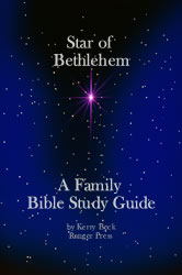 Discover what the Christmas star is with Star of Bethlehem Family Bible Study Guide from HowToHomeschoolMyChild.com