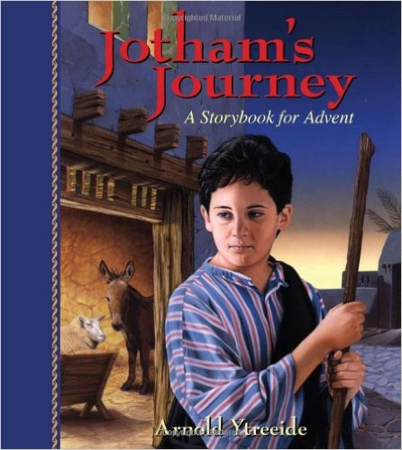 Our family favorite for Advent activities for kids. We read it year after year. jotham journey, advent activities for kids,