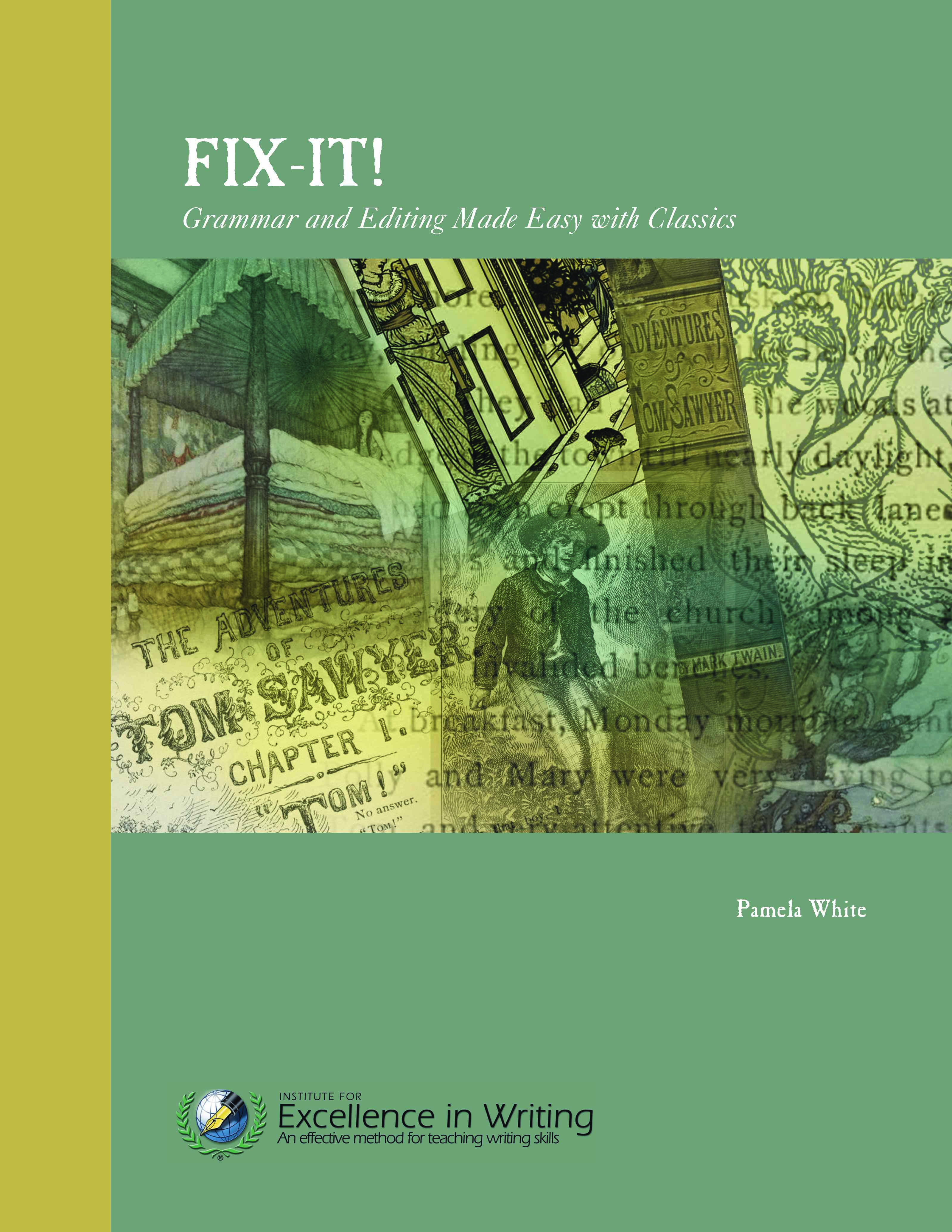 IEW Fix-It