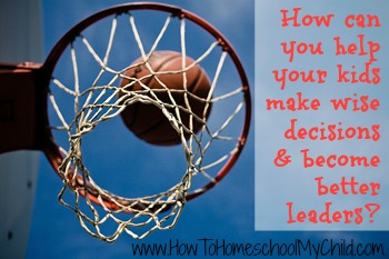 Homeschool Basketball