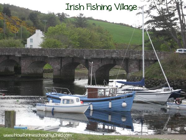 St Patricks Day - Irish Village