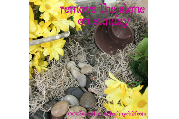 Easter Crafts - Easter Garden