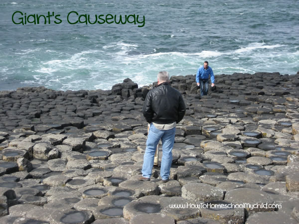 St Patricks Day Giants Causeway