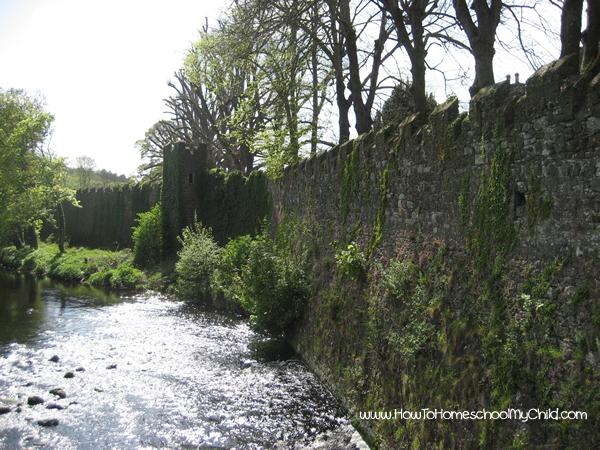 St Patricks Day - Glenarm Castle