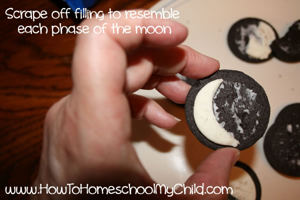 Oreo Moon Phases 2