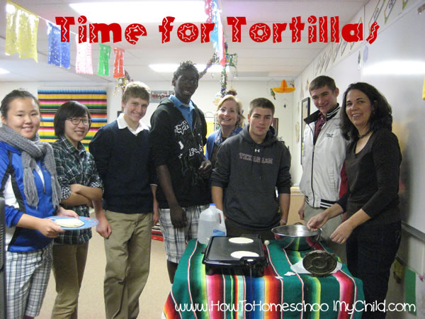How to Make Tortillas - Class