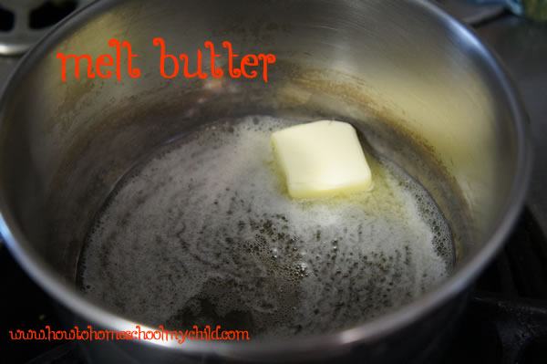 Easter Traditions Resurrection Rolls - Butter