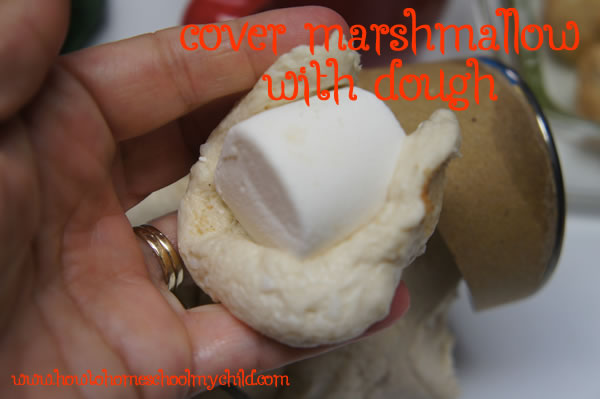 Easter Traditions Resurrection Rolls - Marshmallow
