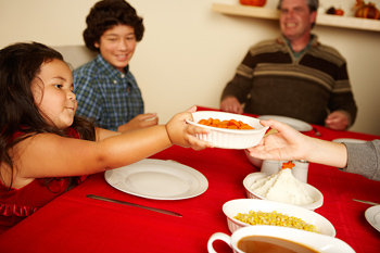 Family Dinner Ideas - Young Kids