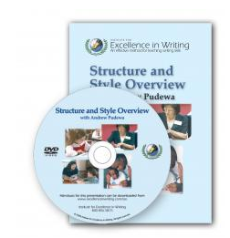 IEW Structure and Style Overview DVD