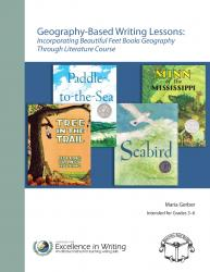 IEW Geography Based Writing Lessons with Beautiful Feet Books
