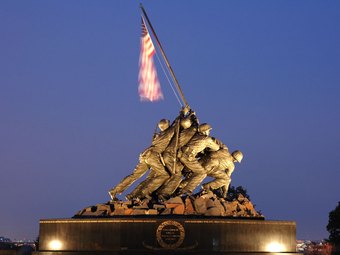 Meaning of Memorial Day - Iwo Jima