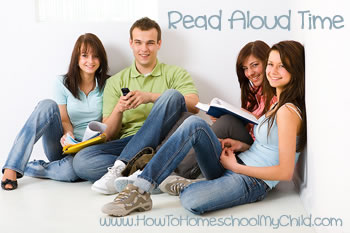 Read Aloud Teens