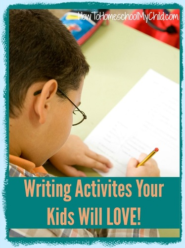 How do I easily teach my kids to enjoy writing? Read at: www.HowtoHomeschoolMyChild.com.