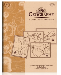 Beautiful Feet Study Guide Geography Through Literature