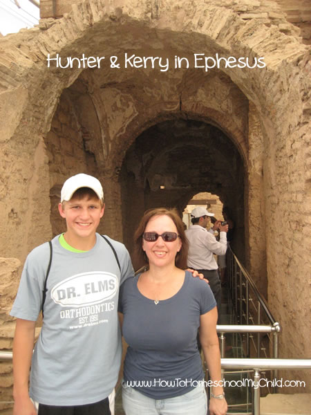 becks - Hunter Kerry Ephesus Turkey