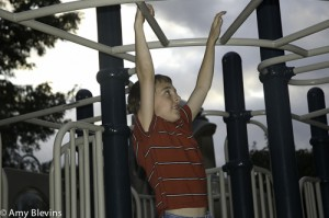 summer fun - amy blevins - monkey bars