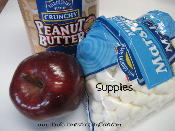 Johnny Appleseed Activities - smile supplies
