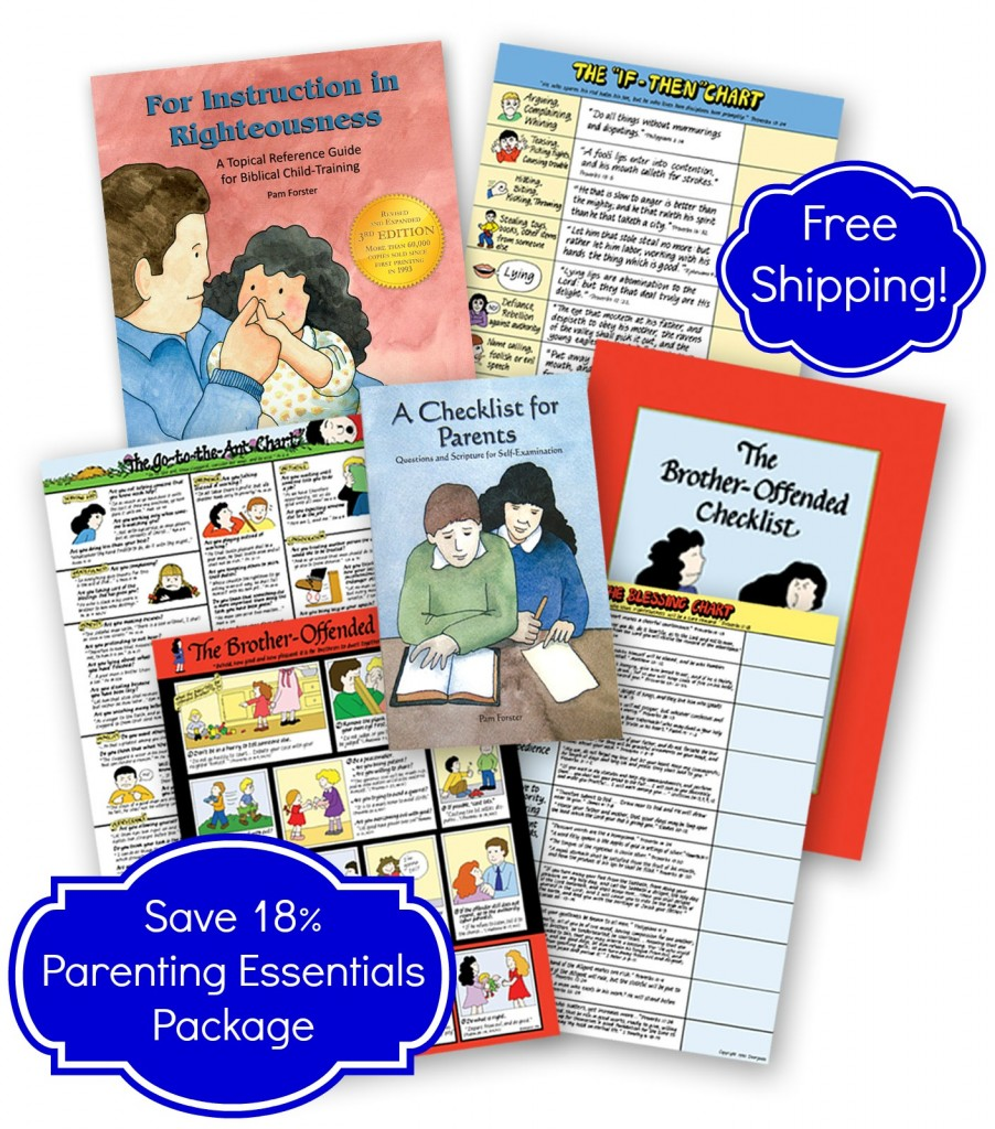 Doorposts Parenting Essentials Package