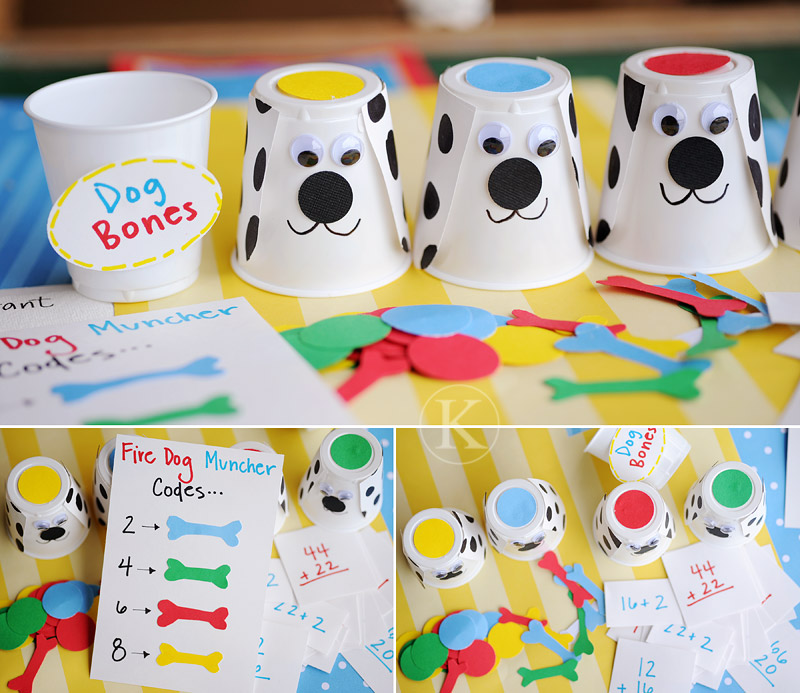 Amazing Dog Craft Ideas For Kids Part - 10: Fire Safety For Kids