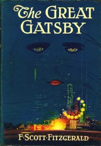 Top 10 Highschool Books - great gatsby