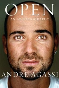 Top 10 Highschool Books - open andre agassi