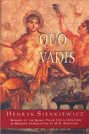 Good Books for Teens - quo vadis