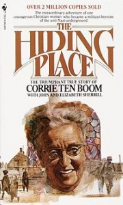 Top 10 Highschool Books - the hiding place