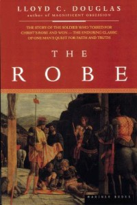 Top 10 Highschool Books - the robe