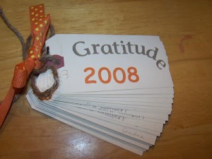 thanksgiving weekend links - 30 days of thanks - gratitude book
