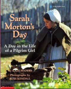 the first thanksgiving - 30 days of thanks - sarah morton's day