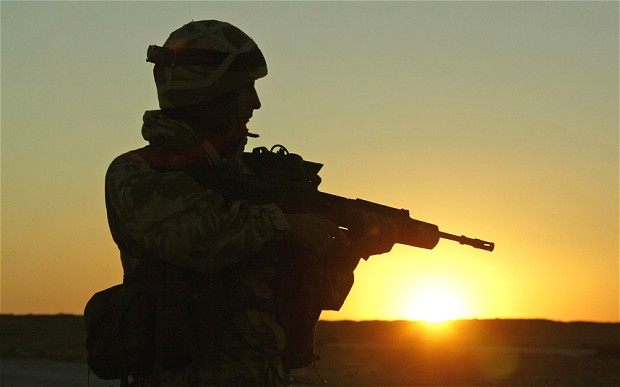 Send Letter To Soldier In Afghanistan