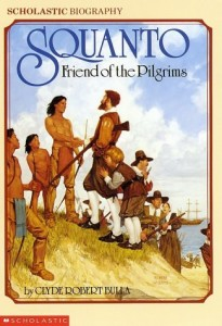 the first thanksgiving - 30 days of thanks - squanto