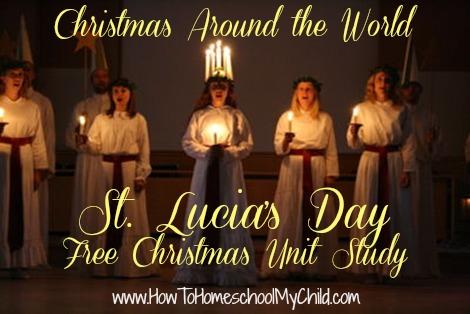 Christmas Around the World - St. Lucia