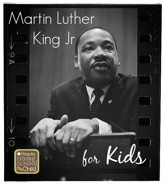 Martin Luther Kids Jr for Kids