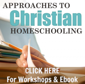 {FREE WORKSHOP} Approaches to Homeschooling - HowToHomeschoolMyChild.com