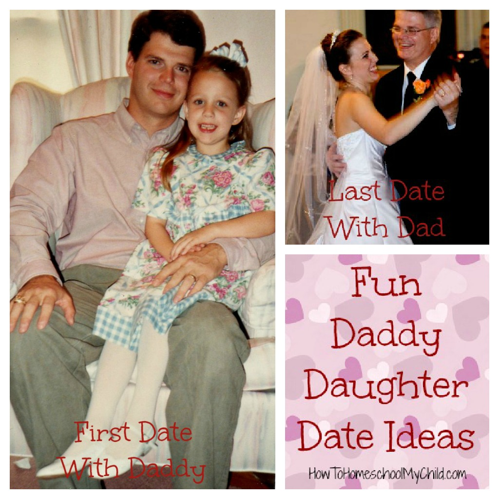 Daddy's girl dating